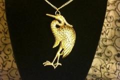 gold stork