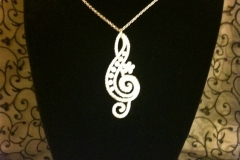 diamond clef
