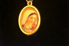 Mary close up