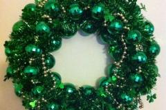 St Patrick closeup